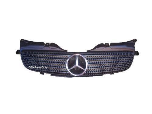 Slk 230 grill ebay for Mercedes benz slk accessories