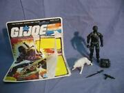 Gi Joe 1985 Snake Eyes