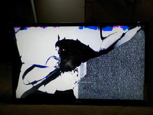 Broken Smart Tv Ebay
