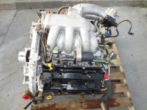 Nissan Vq35 Engine Ebay