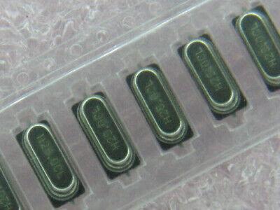 20x 25mhz 49smd Surface Mount Crystal Oscillators - 20pcs
