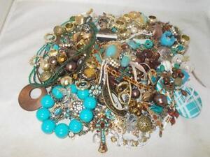 Vintage Junk Jewelry Lot