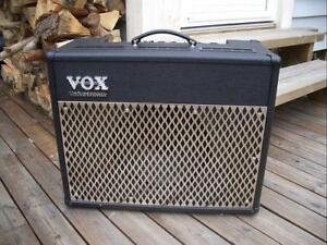 Ampli de Guitare VOX AD50VT *** LAMPE ***