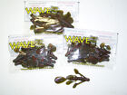 Wave Worms Bass Soft Plastic Fishing Bait