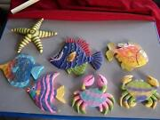 Tropical Fish Decor