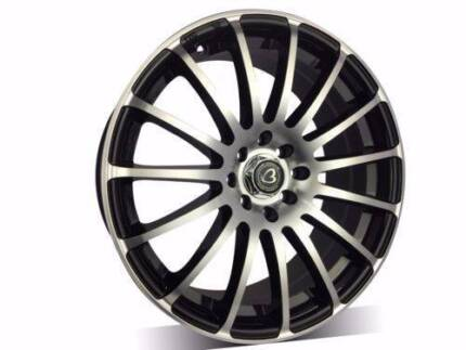 1X 17 INCH Wheel for Civic,Corolla,WRX,Impreza,EACH,FREE DELIVERY