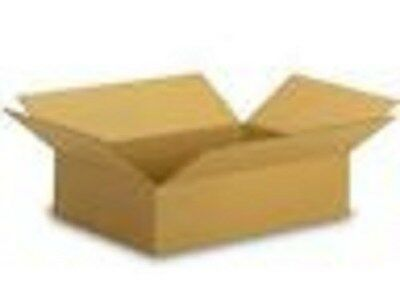 24x16x4 Shipping Moving Packing Boxes 25 Ct
