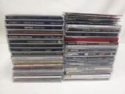 Metal CD Lot