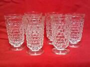 Fostoria American Ice Tea Glasses