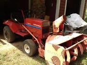 Gravely Mower