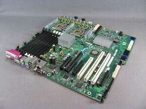 Dell 690 Motherboard (CN-ODT029-rev A00)+ 2CPU(2.66Ghz)