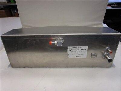 Moeller Marine Water Tank - MOELLER ALUMINUM WATER TANK 13 GALLONS / 14.21 LITERS 080816-1 MARINE BOAT