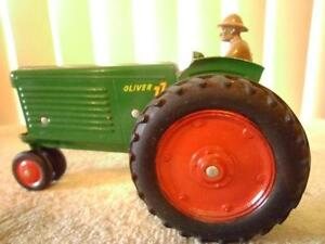oliver 77 toy tractor
