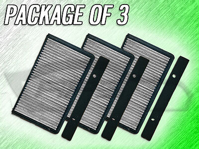 C28165 CABIN AIR FILTER FOR 1999 2000 2001 2002 2003 2004 SAAB 9-5 -PACKAGE OF 3 for sale  Oxnard