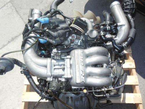 Mazda Jdm Engine