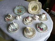 Mismatched Tea Set