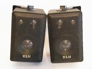 Indoor Outdoor Speakers Ebay