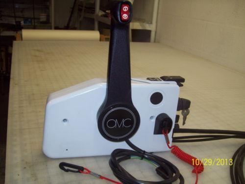 johnson evinrude omc shifter control box  johnson  free
