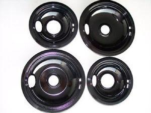 Whirlpool Stove Drip Pans Ebay