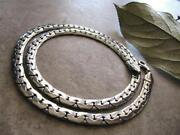 Vintage Mexican Silver Necklace