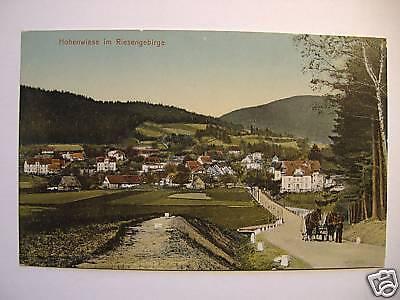 AK Hohenwiese im Riesengebirge Schlesien