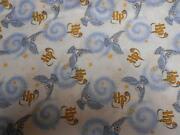Harry Potter Fabric