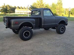 Stepside Chevy wanted