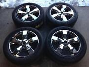 Jeep Wheel Tire Package