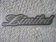 Ford Explorer Decal