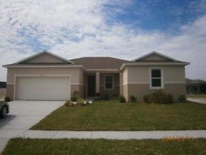 Orlando 4 bed 2 bath 2014 built single family house for rent