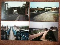 25 x LOST WORKINGTON VIEWS, ALL NAMED, NEW.