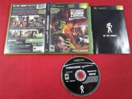 Stubbs the Zombie game for Xbox