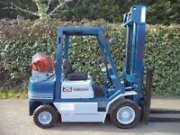 Komatsu Gas/LPG Counterbalance Forklift Truck