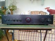 Rotel Integrated Amplifier