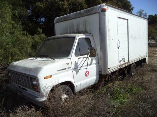 32981547b4 Ford Box Truck