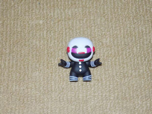 FUNKO, THE PUPPET, MYSTERY MINIS, FIVE NIGHTS AT FREDDY'S, VINYL