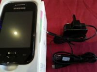 Samsung galaxy young o2 with box