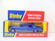Dinky Mercedes 600