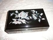 Black Laquer Box
