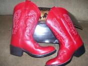 Old West Childrens Cowboy Boots