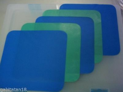 Dental Rubber Dam Sheet Based On Natural Latex 6 X 6 Dental Equipment