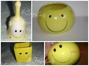 Smiley Face Bowl
