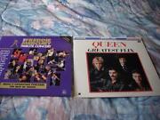 Queen Laserdisc