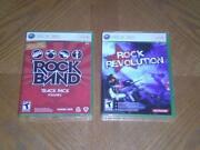 Rock Band Xbox 360
