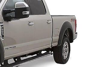 2017 + ford superduty fender flares and brand new front bumper