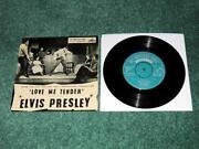 Elvis Presley HMV