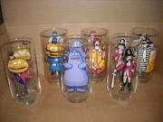 Vintage McDonalds Glasses