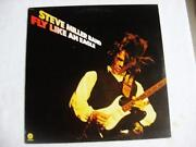 Steve Miller Band Fly Like An Eagle LP