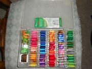 Embroidery Floss Lot
