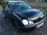 VW Polo Damaged